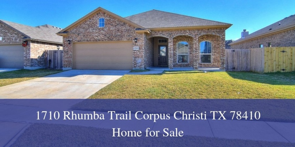 Under Contract 1710 Rhumba Trail Corpus Christi Tx 78410 Home For
