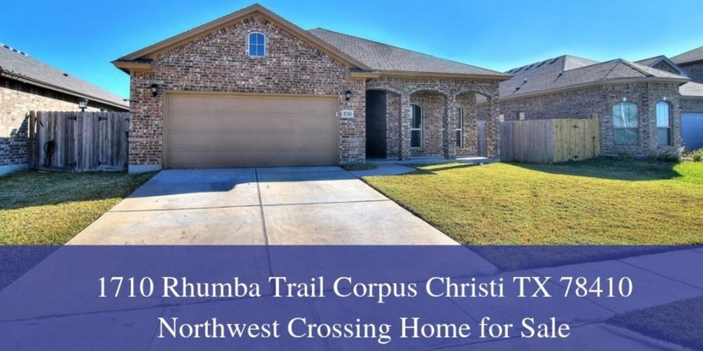 Under Contract 1710 Rhumba Trail Corpus Christi Tx 78410